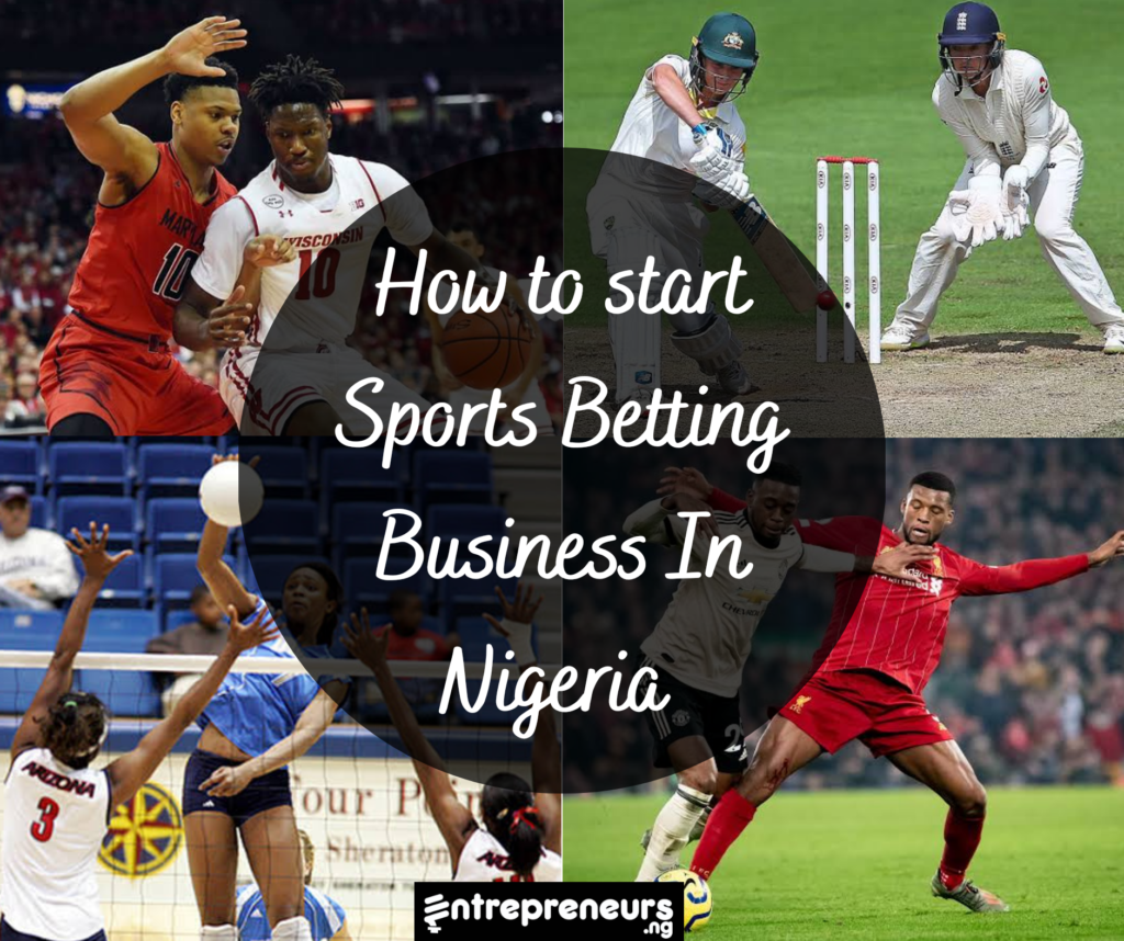 sport betting business in nigeria today